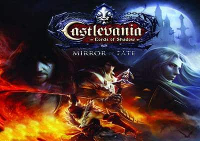 Castlevania Lord of Shadow Mirror of Fate Game PS3