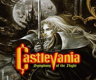 Castlevania Symphony of the Night Game PS3
