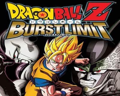 Dragon Ball Z Burst Limit Game PS3