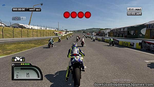 MotoGP 14 Playstation 3 Free