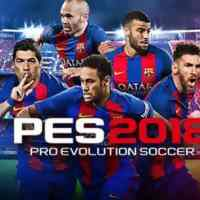 PES 2018 Game PS3