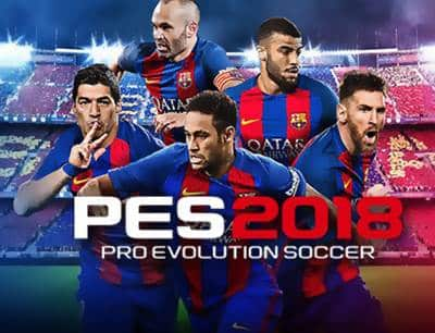 Pro Evolution Soccer 2018 PS3 Download ISO and PKG (PES 2018) Free