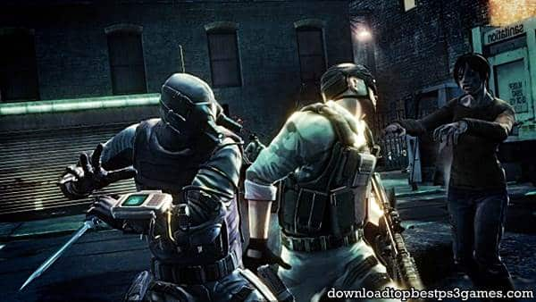 Resident Evil Operation Raccoon City PS 3