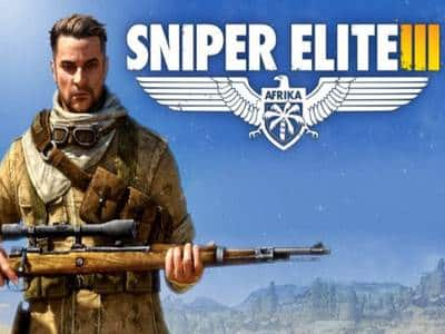 Sniper Elite 3 Game PS3