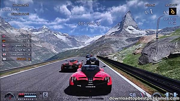 Gran Turismo 6 PlayStation