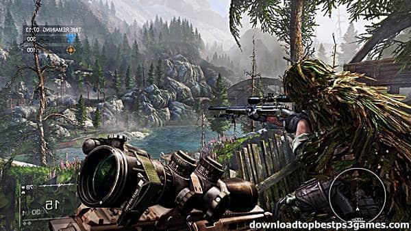 Sniper Ghost Warrior 2 PS3
