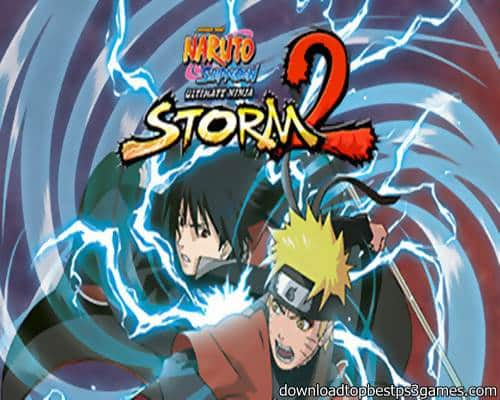 Naruto Shippuden Ultimate Ninja Storm 2 Game PS3