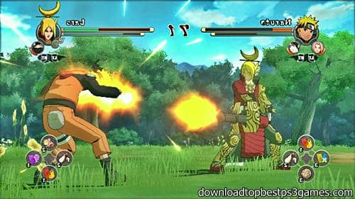 Naruto Shippuden Ultimate Ninja Storm 2 PLaySTation 3