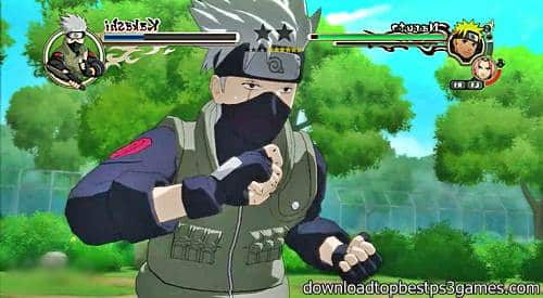 Naruto Shippuden Ultimate Ninja Storm two