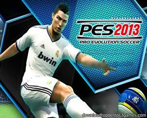 Pro Evolution Soccer 2013 Game PS3