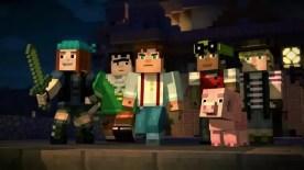Minecraft Story Mode obrazek 3