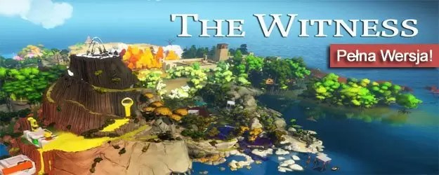 The Witness Pobierz crack