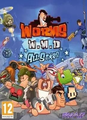 Pobiery Worms W.M.D Download zainstaluj PC