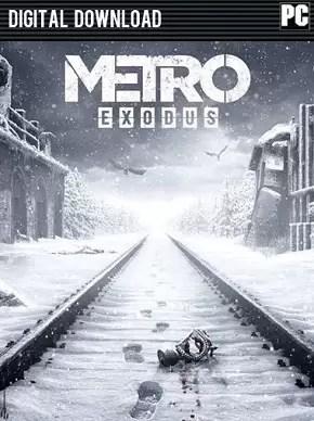 Metro Exodus cracked 3dm