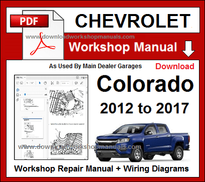 2013 chevy colorado wiring diagram  wiring diagram overview