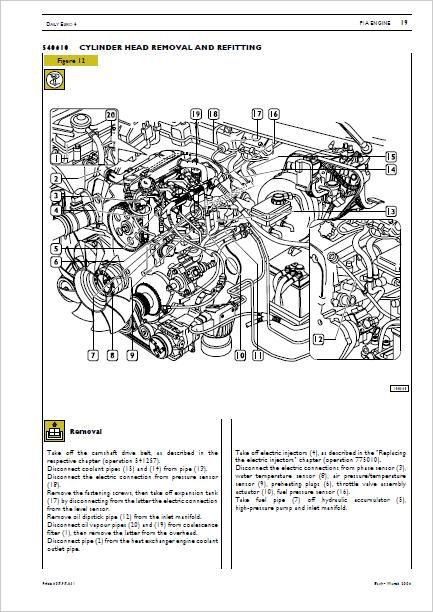 Iveco Daily Service Repair Manual Euro 4 2006 2011