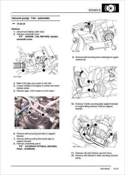 Land Rover Freelander 1 Service Repair Workshop Manual