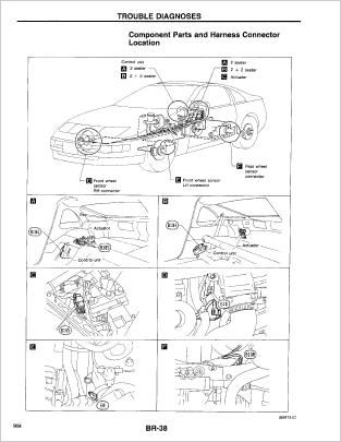 Nissan 300ZX Workshop Repair Manual Download