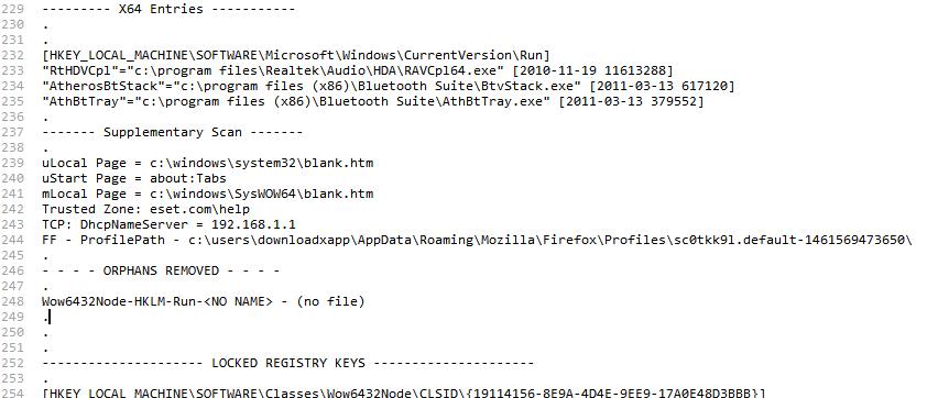 combofix log report