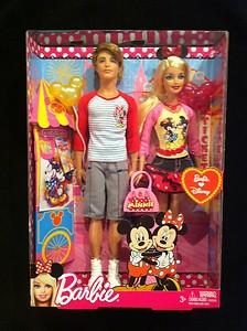 Barbie  Ken Disney  Down On The Farm