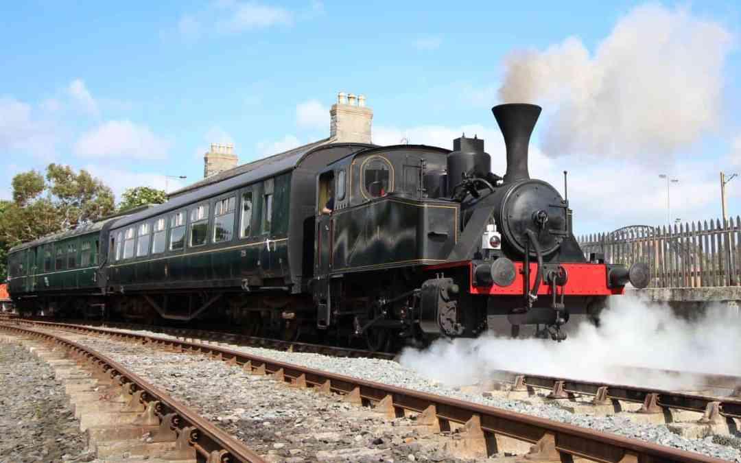 Steam into Summer at Downpatrick