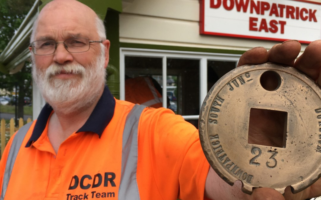 Railway Memorabilia Returns Home
