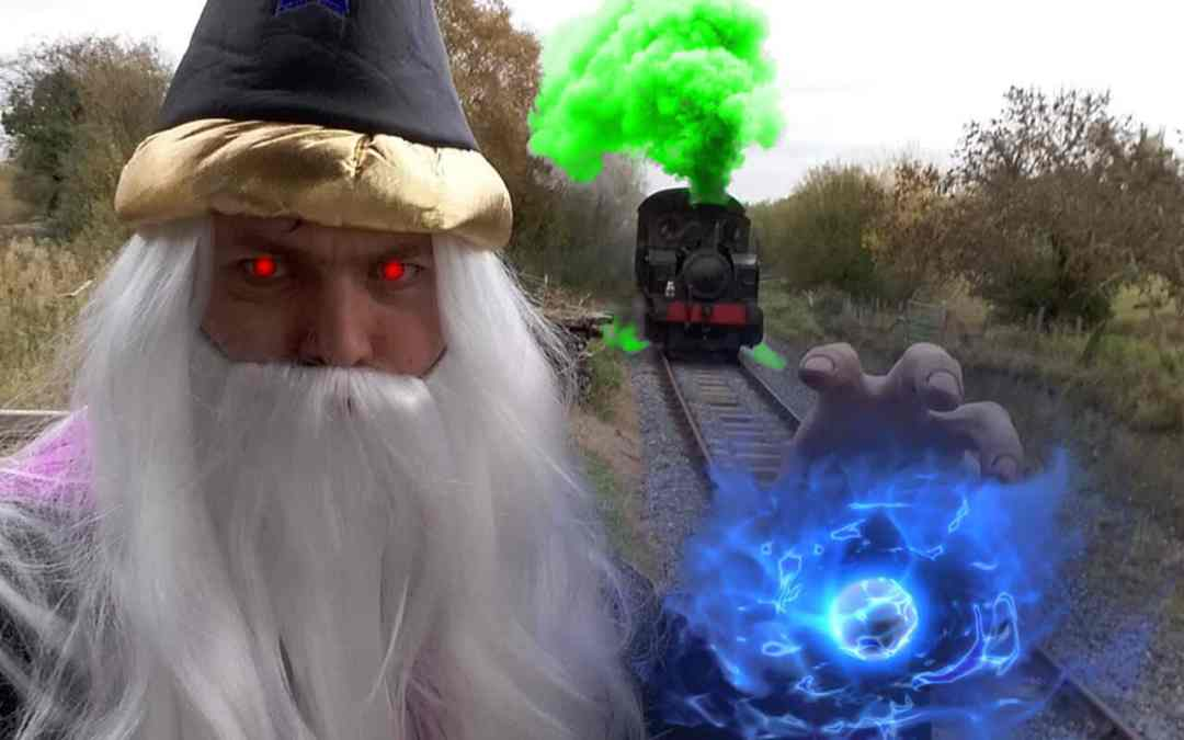 Halloween Scream Trains 2017- tickets are now on sale!