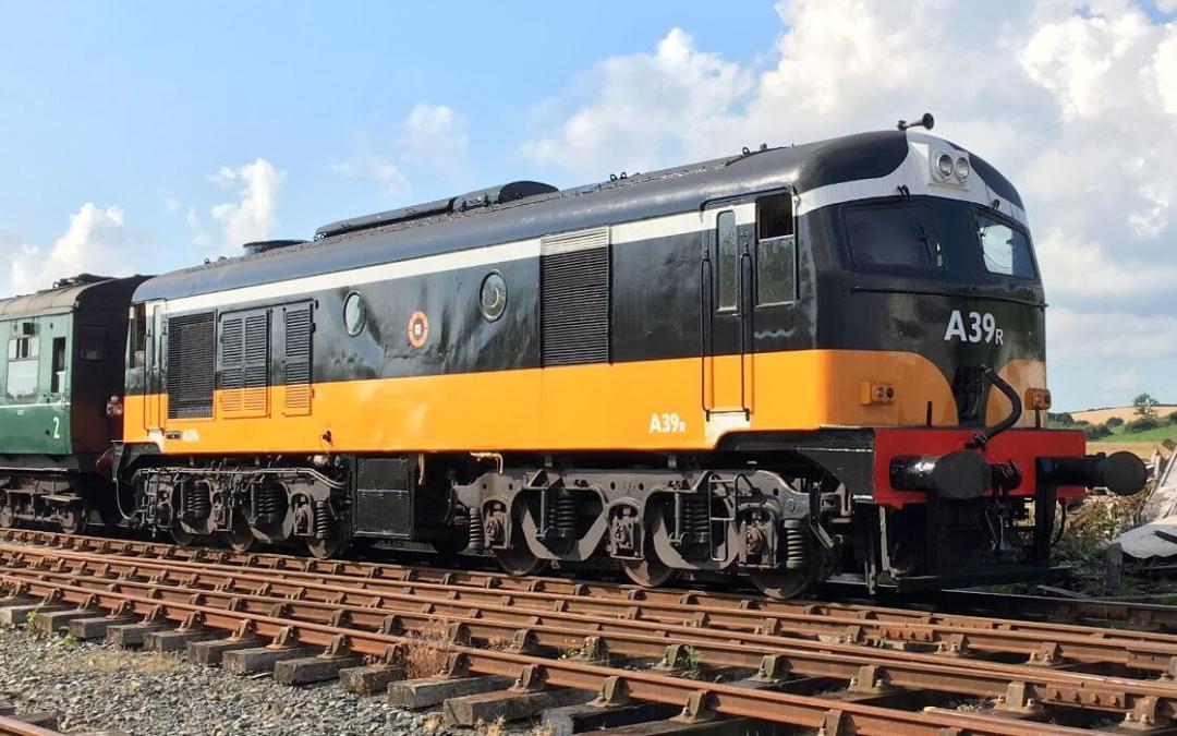 ITG destroys the railway