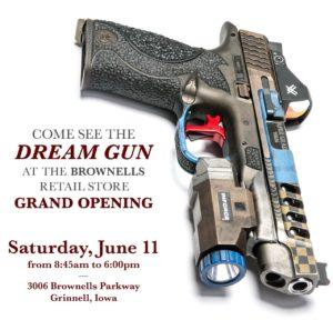 Dream Gun at Brownells