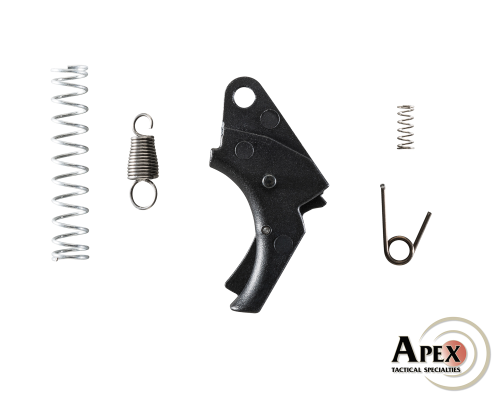 medium resolution of apex tactical specialties announces the release of its new action enhancement kit for the sdve and sd model pistols from smith wesson