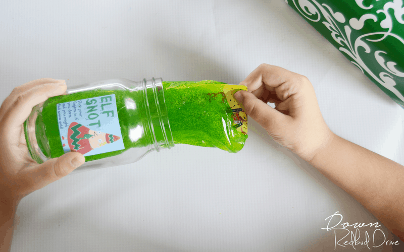 Elf Snot Christmas Gift Idea For Kids The Fun Way To