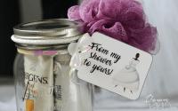 DIY Baby or Bridal Shower Prize Idea