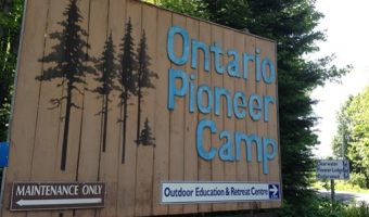 Ontario Pioneer Camp–Wordless Wednesday {Linky}