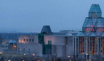 Not so Wordless Wednesday–The National Gallery- Ottawa-