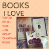 Good Books My Lists of Great Canadian Books and A bunch of other @GoodReads–#BookClub #Books