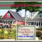 Parkbridge Lifestyle Communities –Cottage with Land Leasing options in #WasagaBeach #Ontario–Many options for families