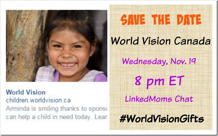 save the date world vision