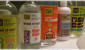 Because Clean Happens with Better Life products Exclusively at Target Canada + Giveaway (CAN/Dec.29)
