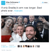 The Most Retweeted Tweet EVER is the Ellen DeGeneres Academy Awards Selfie – Win $100 Amazon GC