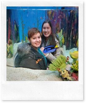 Visit Ripley's Aquarium Canada with @DownshiftingPRO March Break