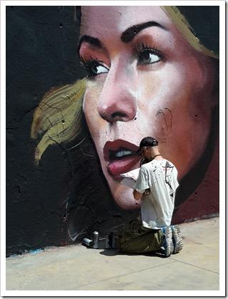 Grafitti Tour Barcelona @DownshiftingPRO