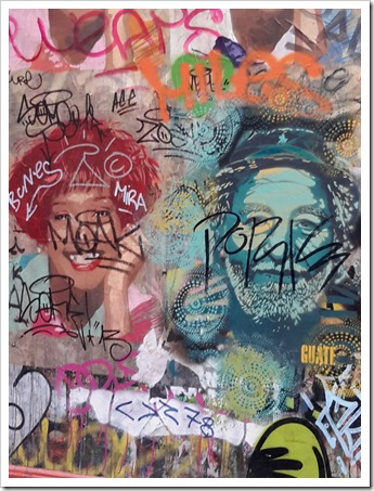 Grafitti Tour Barcelona @DownshiftingPRO_Whiteny