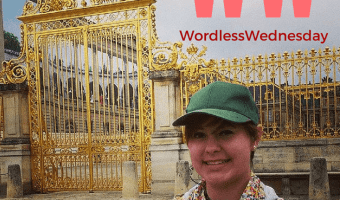 Wordless Wednesday– A visit to Versailles (Linky) #Travel