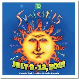 Sunfest 2015 London Ontario