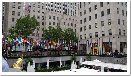 Rockefeller Center @DownshiftingPRO -Cafe