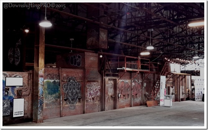 Evergreen Brick Works Toronto @DownshiftingPRO©2015