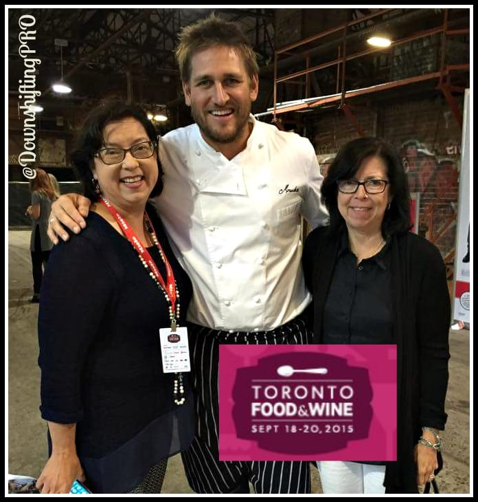 Toronto Food and Wine Festival with Curtis Stone (@DownshiftingPRO)