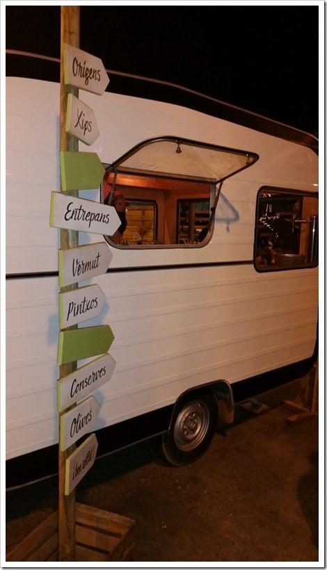 Lloret de Mar, Spain - Food Truck & Caravan Food Festival - Tapas
