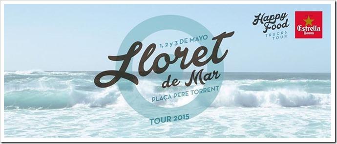 Happy Food Truck Tour Lloret de Mar Spain
