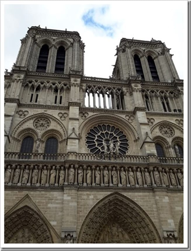 The Ultimate Tour - DownshiftingPRO - Notre Dame